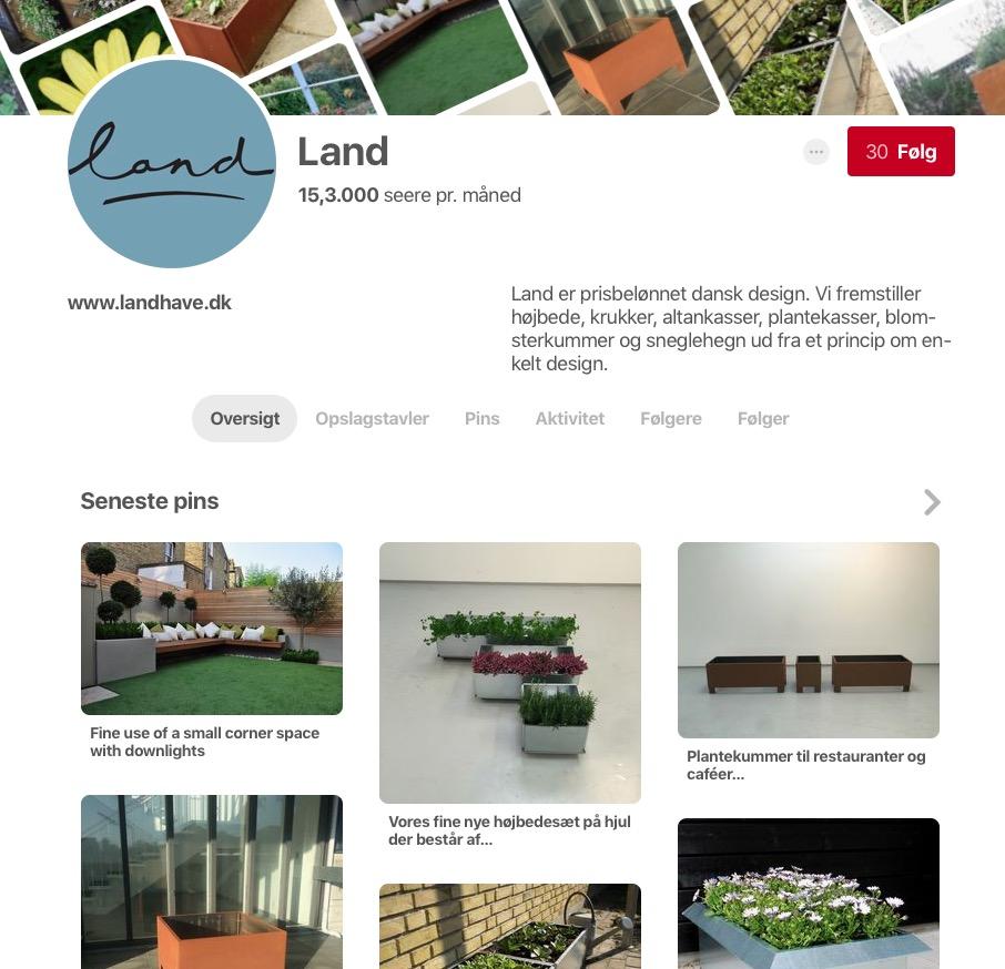 landhave pinterest